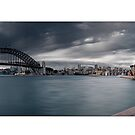 Sydney Harbour II by Kirk  Hille