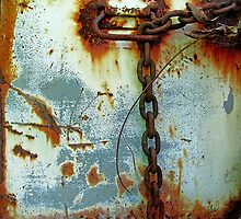 wall and chain by g richard anderson