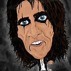 Alice Cooper by Brendan Williams