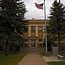 Powell County Court House by Bryan D. Spellman