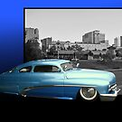 """Country Club Plaza Cruser"" 1950 Mercury by TeeMack"