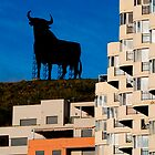 El Toro by Stuart Robertson Reynolds