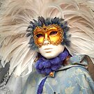 Venice - Carnival  Mask Series 06 by paolo1955