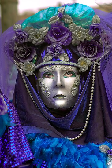 Venice - Carnival  Mask Series 09 by paolo1955