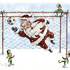 Santa Saves by Patrick Brickman