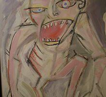 Stressed by leunig