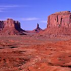 Monument Valley, Arizona by Jeff Hathaway