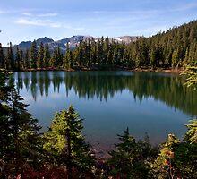 Kwai Lake by Martin Smart