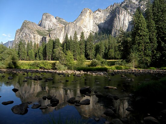 Heaven on Earth ~ Yosemite by Patty (Boyte) Van Hoff
