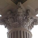 Column Capitol at University of Arizona by DAdeSimone
