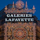 Galeries Lafayette Chrismas lights by parischris
