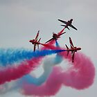 Red Arrow Split by Speedster502