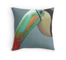 'Tucan' play that game! Throw Pillow