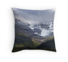 High Country Vista Throw Pillow