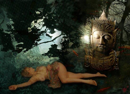 Buddah's Temptation by RosaCobos