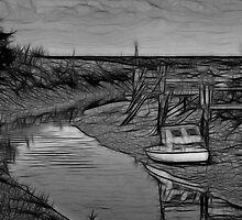 Up The Creek V by Jurgen  Schulz