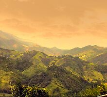 Nam Nao National Park Thailand (HDR) by Hugh Fathers