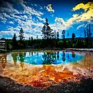 Yellowstone take II by Melinda Kerr