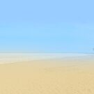 Beach Landscape by cjjuzang