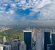 nyc central park view by Erwin G. Kotzab