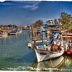 FL780- Potamas Estuary Cyprus by Kelvin Hughes
