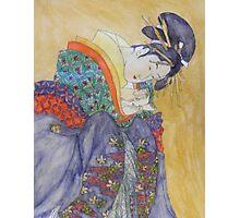 Geisha II Photographic Print