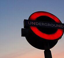 Underground by Gary Freeman