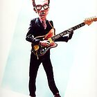 Elvis Costello by kenmeyerjr
