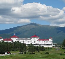 Mount Washington Hotel, Mount Washington by LeeHicksPhotos