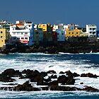 Punta Brava, Puerto De La Cruz Tenerife by Kelvin Hughes