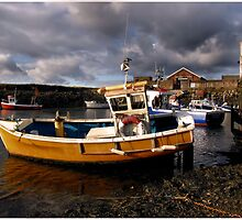 Jackie 1 South Gare by colinjones25
