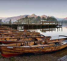 Derwent at Dawn by Chris Tait