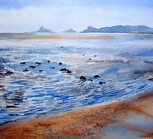 Swansea Bay by Ruth S Harris