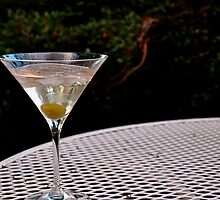 Martini on a Summer Afternoon by Tom Ryan