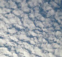 Cloudscape by Maria Bonnier-Perez