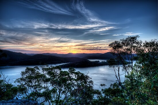 Milson Island Sundowner by Jason Ruth