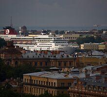 Ship on the Rooftops by Karen Millard