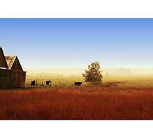 Rawdon everyday life Photographic Print