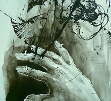 hand clinic series - breaking tension by annamora