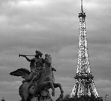 Place de la Concorde by parischris