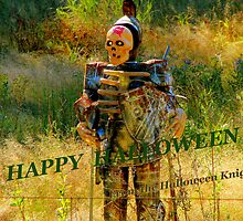 The Halloween Knight by Patty Gross
