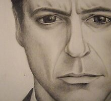 Robert Downey Jr. by StephMmm