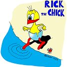 "Rick the chick ""SUMMER DAYS 2"" by CLAUDIO COSTA"