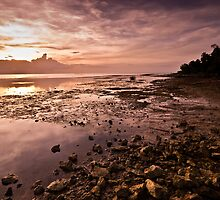 Cebu Island Sunset by awgilmore