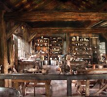 The Potters Shop  by Mike  Savad