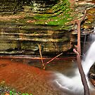 Ithaca's Buttermilk falls VI HDR by PJS15204