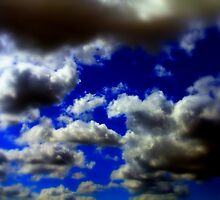 'HDR In The Clouds' by Mikaela Fox