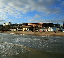 West Cliff, Bournemouth by RedHillDigital