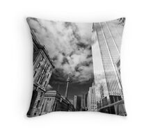 Front St Life Throw Pillow