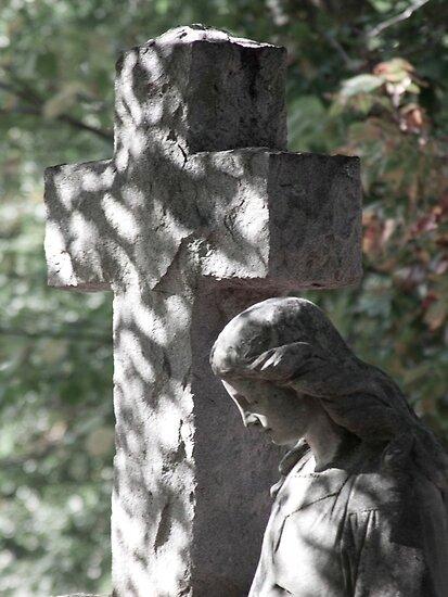 Anne and Cross by Bernadette Watts